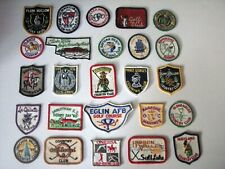 VINTAGE LOT OF 25 MID-CENTURY COUNTRY CLUB – GOLF CLUB PATCHES