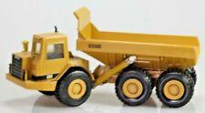 NORSCOT CAT Caterpillar D350D Articulated Dump Truck Construction Die Cast