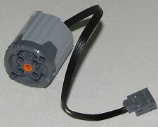 Lego New Light Bluish Gray Electric Motor 9V Power Functions XL Piece