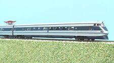 RIVAROSSI  HR 2513 FS convoglio ETR 401 blu argento logo inclinato Digital sound
