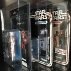 NEW Star Wars Hasbro 40th Anniversary 6 Inch Figure Deflector Display Case