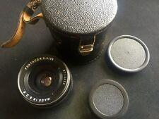 Pentacon Lens 3.5/30 1:3.5 3.5 30mm 30 mm - M42 m 42 f. Digital geeignet!