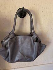 Loewe Metallic Gray Woman's Handbag