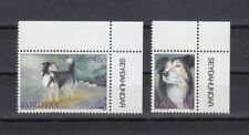 TIMBRE STAMP 1 ILES FEROEES Y&T#258-59 ART CHIEN DOG NEUF**/MNH-MINT 1994 ~C03