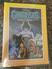 Gargoyles Season 2, Volume 2 (DVD) Exclusive Sealed 786936834642 Disney