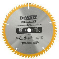 DEWALT 10 inch Circular Saw Blade 2 Pack Blades Wood Plywood Cutting Power Tool