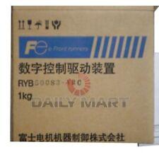 Fuji New Ryb500s3 Vbc Gys500dc C8b 50w Plc Servo Driver Motor 50w