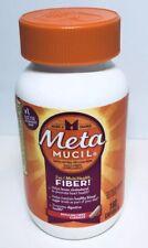 Metamucil Daily Fiber Supplement, 160 Capsules Exp 2020+ 5115