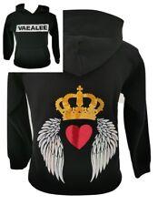 Vaealee Angel Wing Crown Hoodie Jumper / T- shirt's