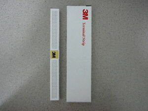 Electronic Project Breadboard 54 4 tie-point Terminal Strip  (1 row)  3M