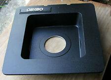 Cambo SC monorotaia AD INCASSO Lens Board per il Copal 1 FORI 41.7mm 5x4 10x8 30mm Deep