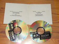 America now 100% rock-surtout/DIGIPACK 2-cd-set 1994 Godhead