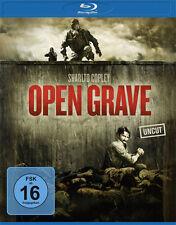Open Grave - Sharlto Copley, Thomas Kretschmann - Blu Ray