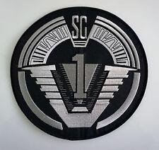 Star Gate - großer Jacken Aufnäher - SG1 Logo - 20cm  - Patch zum Aufbügeln