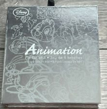 More details for disney animation pin set of 4