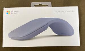 Microsoft 1791 (CZV-00065) - Wireless Arc Mouse (Blue)....NEW!!!....FREE S&H!!