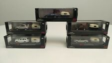 Malibu Model Collection With Caravan Toy Car Lot Car & Trailer