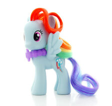 "My Little Pony ""RAINBOW DASH"" (Midnight in Canterlot 2013) Brushable G4 3"" FIM"