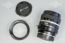 READ!🔥 Nikon NIKKOR 50mm f/1.8 AI-s MF Prime Lens Micro Four Thirds MFT Adapter