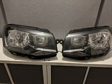 Tansporter T6 headlights Pair. (Used But great Condition) GENUINE VW