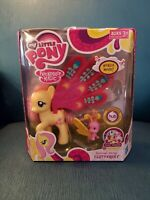 My Little Pony FLUTTERSHY with Wings!  By Hasbro 2011