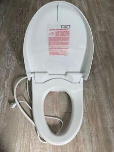 Toto Washlet Electronic Elongated Bidet Toilet Seat T1SW2024- Seat ONLY