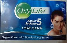 4 x 27gm - Oxy Life Bleach Cream-Makes Skin Fairer-Best Price & Fast Shipping