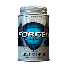 Forged Liver Support by Transform Supps, On Cycle Liver & Cholesterol Support