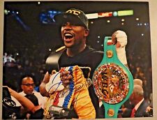 Floyd Mayweather Jr Signed Autographed 11X14 Photo TMT Multiple Available