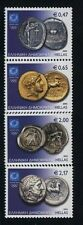 Greece MNH Scott # 2113-16 Olympics Coins