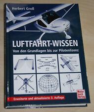 Luftfahrt-Wissen - Grundlagen bis Pilotenlizenz - gebraucht - Lernmaterial