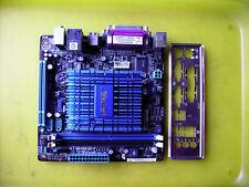 carte mere ASUS  AT5NM10-I  intel atom  + backplate ,  mini itx