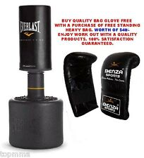 Everlast free standing heavy bag Everlast Power Core free standing heavy bag