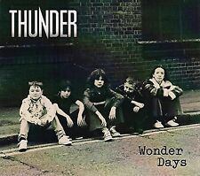 Thunder Wonder Days Deluxe Edition 2x CD Including Live at Wacken