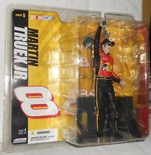 Martin Truex Jr. NASCAR McFarlane Action Figure 2005 NIB NIP 8 Bass Pro Shops