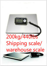 200kg Digital Shipping Scale/Weight Scale --Canada Seller-No Duties/Fast Ship