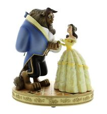Disney Parks Beauty and the Beast Medium Big Fig Figure Statue Belle & Beast New