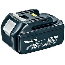 Makita BL1850 18 V 5 Ah Lithium-Ion Battery