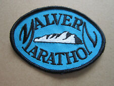 Malvern Marathon Walking Hiking Cloth Patch Badge (L3K)