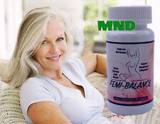 Femi-Balance Femina Feminelle Estrogen Boost Relief Symptoms Energy Maca Pills