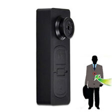 Fake Shirt Button Spy Camera DVR Video Audio Photo Hidden Security Pinhole