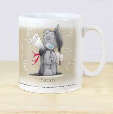 Me to You Personalised Graduation Gift Mug Graduating - Tatty Teddy Bear