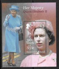 Elizabeth II (1952-Now) British Territory Sheet Stamps