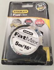 Stanley FatMax Extreme 8M Tape Rule - 5-33-891