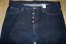 Herren Jeans (2), dunkelblau, Gr. 36/34, Slim Low Waist, H&M neuwertig!