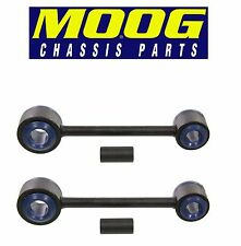 For Ford Mustang 07-10 Pair Set of 2 Rear Stabilizer Sway Bar End Links Moog