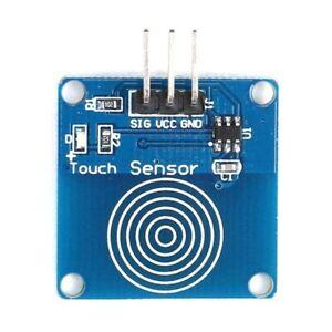 TTP223B tasto bottone touch Pulsante capacitivo / switch ARDUINO