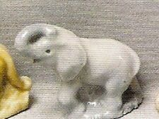 Wade elephant Whimsies Set 4, 1973 With Orginal Picture Box