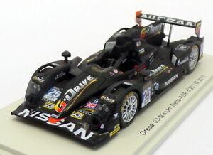 Spark Models 1/43 Scale S3747 - Oreca 03-Nissan Delta-ADR #25 LM 2013