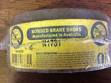 Toyota Tercel / Paseo Rear Brake Shoes N1731